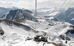 Nebelhorn - Aussicht