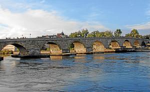 Steinerne Brücke Regensburg